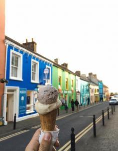 Ice Cream in Dingle