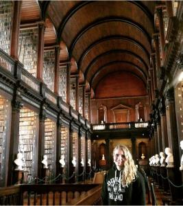 Trinity College Long Room Library 2